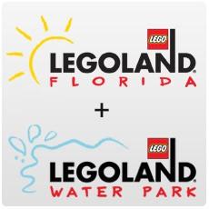 LEGOLAND + WATER PARK - 1 Dia - FLÓRIDA