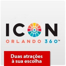 ICON 360: Madame Tussauds e Icon Orlando 360